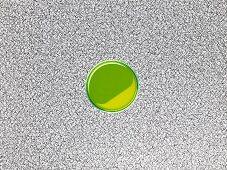 Basil oil in a bowl