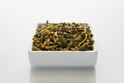 Dried mistletoe herb (visci herba)