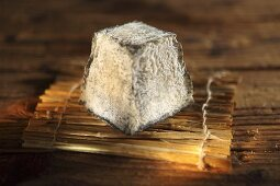 Valencay, goat's cream cheese with ash