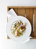 Wollwurst -- Amrum style