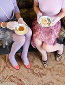 Ladies at High Tea