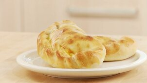 Calzone (English Voice Over)