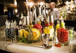 Bar Condiments