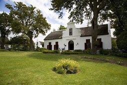 Laborie Wine Estate, Paarl, S. Africa