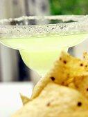 Margarita with Tortilla Chips