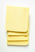 A few slices of American cheese