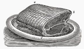 Roast beef (Illustration)