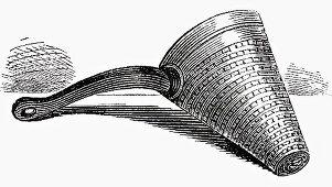 Old sieve (Illustration)