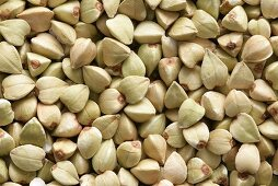 Buckwheat seeds (full-frame)