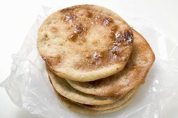 Caramelised aniseed biscuits (Spain)