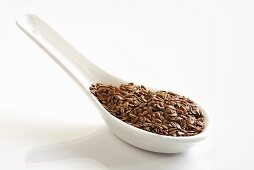 A spoonful of linseed