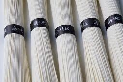 Somen (Japanese wheat noodles)