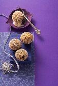 Orange and poppy seed balls