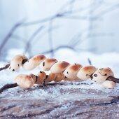 Stick bread