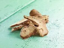 Dried Thai ginger