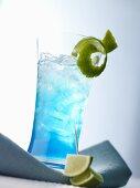Cocktail 'Blue Light'