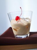 'Orgasm' (cocktail with Irish cream)