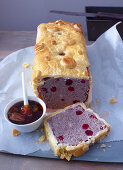 Venison and cranberry pate