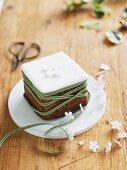 Christmas cake (English)