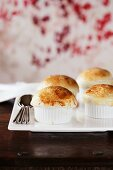 Mini pot pies with chicken