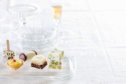 Dolci assortiti (Verschiedene Desserts, Italien)