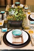 Contemporary place setting