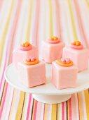 Pink Petit Fours