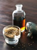 Linseed and linseed oil
