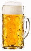 A litre of beer