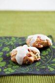 Two Jubilee Jumble Cookies