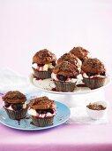 Schwarzwälder-Muffins