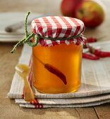 Onion and apple jelly