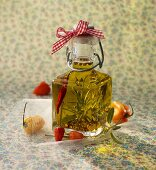 Spice-infused oil