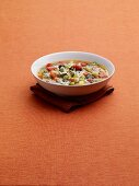 A Bowl of Tuscan Vegetable Soup