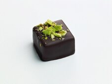 Zoes Chocolates; Pistachio Chocolate Cany