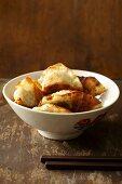 Fried wontons