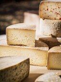 Plain georgian muchli cheese.