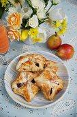 Danish pastries