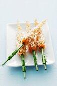 Coconut carrots