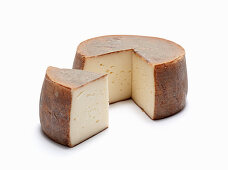 Trappe Echourgnac (trappista cheese, France)