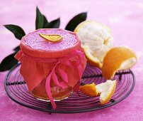Marmalade as a Christmas present
