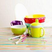 Children's eating utensils
