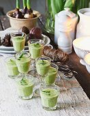 Avocado shots