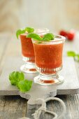 Melon smoothies to curb cravings