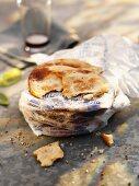 Tortas (unleavened bread from Spain)