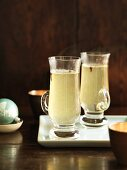Hot Toddys – warming Christmas drinks made with spices, lemon juice and whiskey