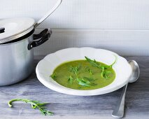 Rocket soup