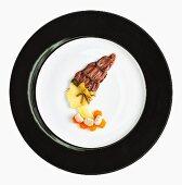 Fashion Food: Cholent mit Rindfleisch, Kartoffeln, Möhren, Bohnen und Lauch