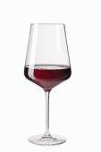 A glass of Bordeaux