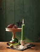 A Christmas arrangement from South Tyrol